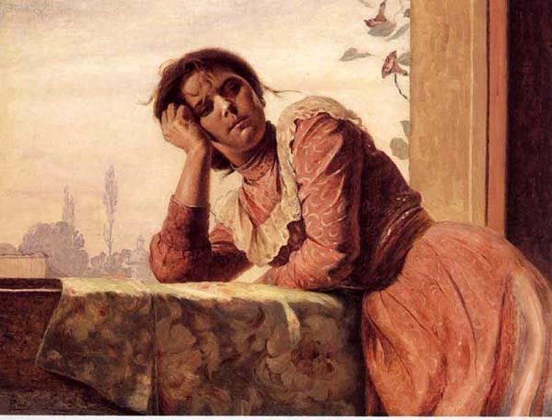bbca582e6d8 Archivo:Mujer-en-el-balcon.-Pedro-Lira.-Óleo-sobre-tela..jpg ...