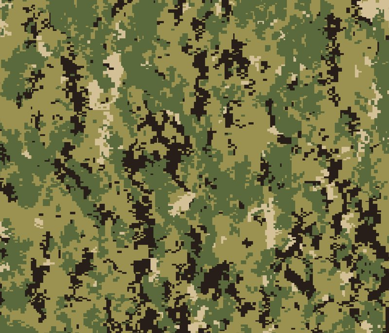 File Nwu Type Iii Camouflage Pattern Swatch Aor 2 Jpg