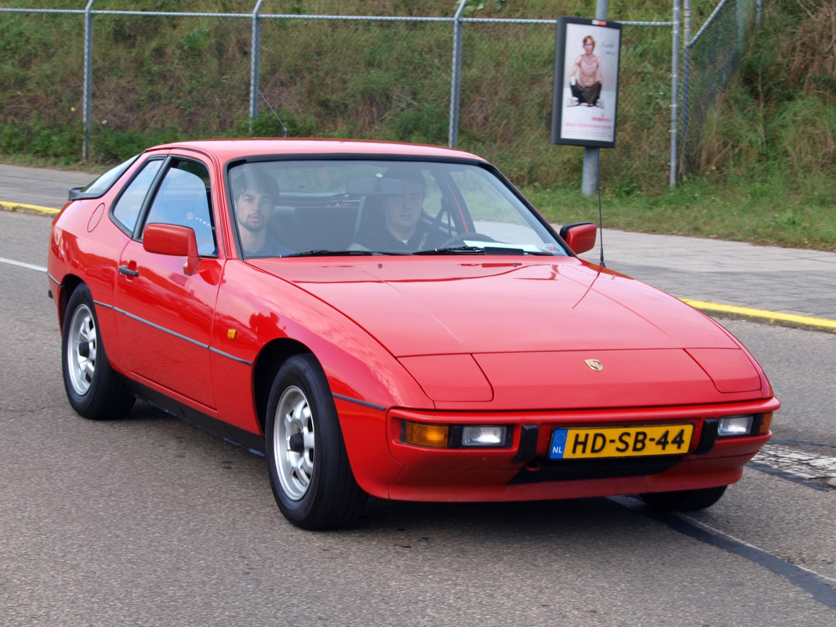 Porsche 924 Wikiwand