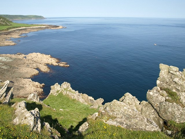 On Prawle Point - geograph.org.uk - 845313