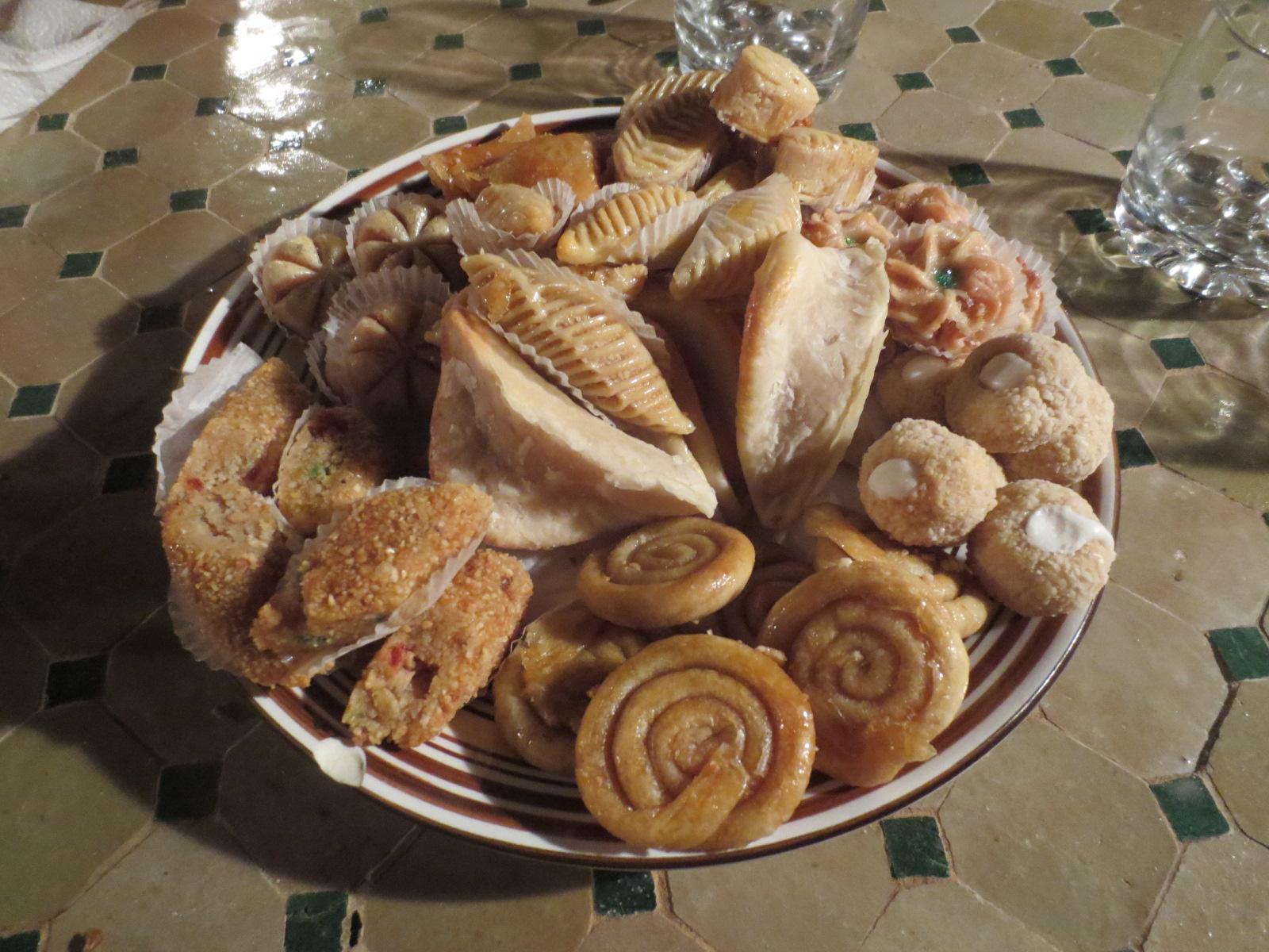 cursos de cocina en Marrakech