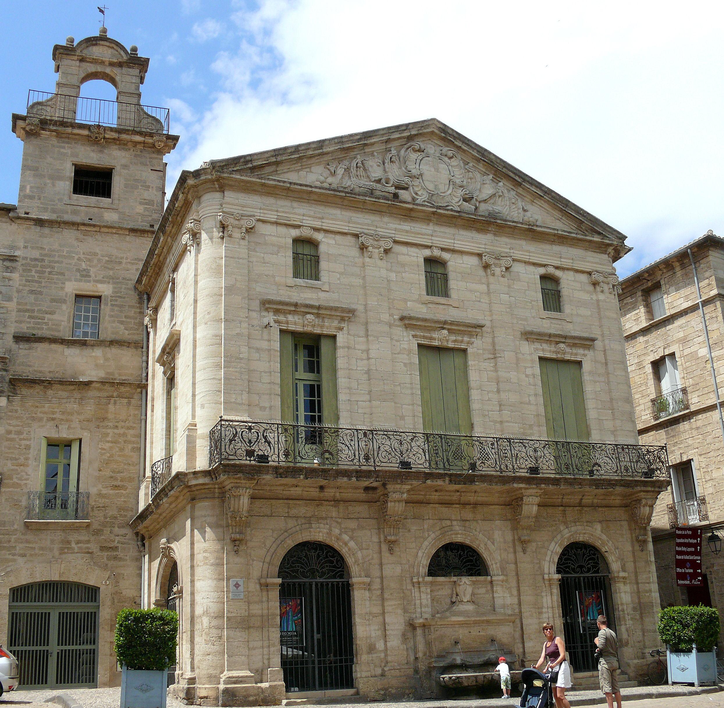 Centre Ville Pezenas