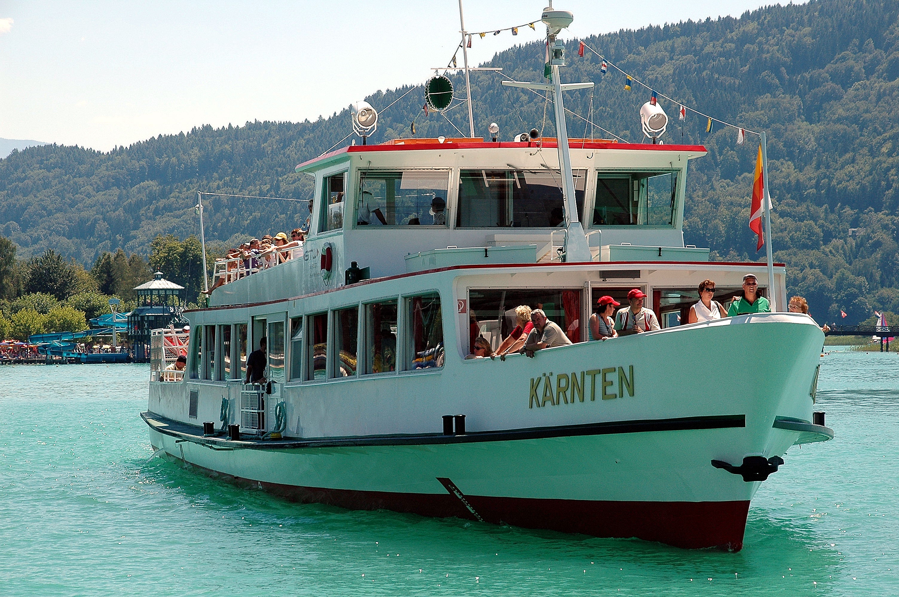 300 Singles bei groer Party am Wrthersee   entrance-test.com