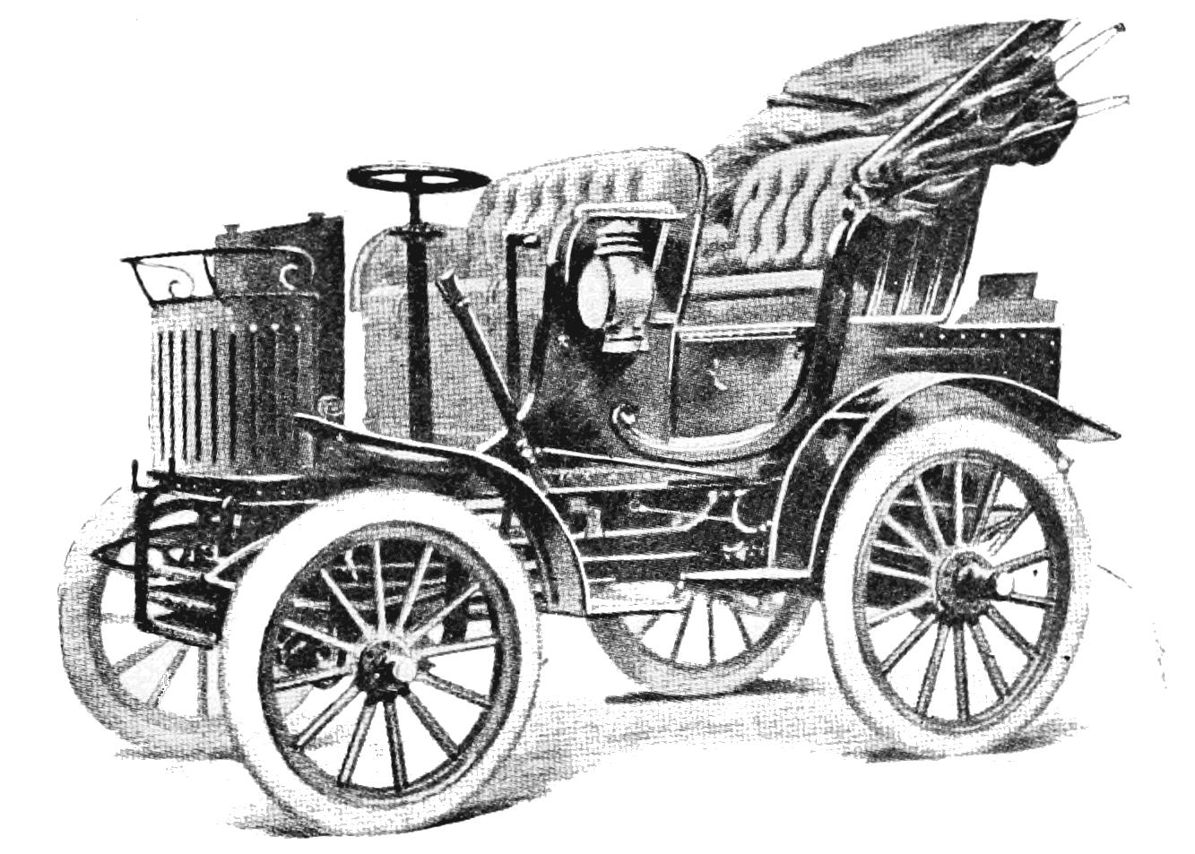 роза, картинка первый автомобиль с паровым двигателем для пернатых насекомоядных