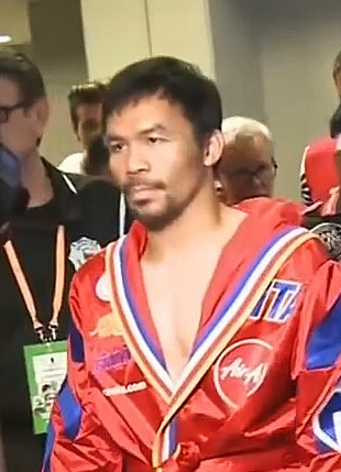 Boxing career of Manny Pacquiao , Wikipedia