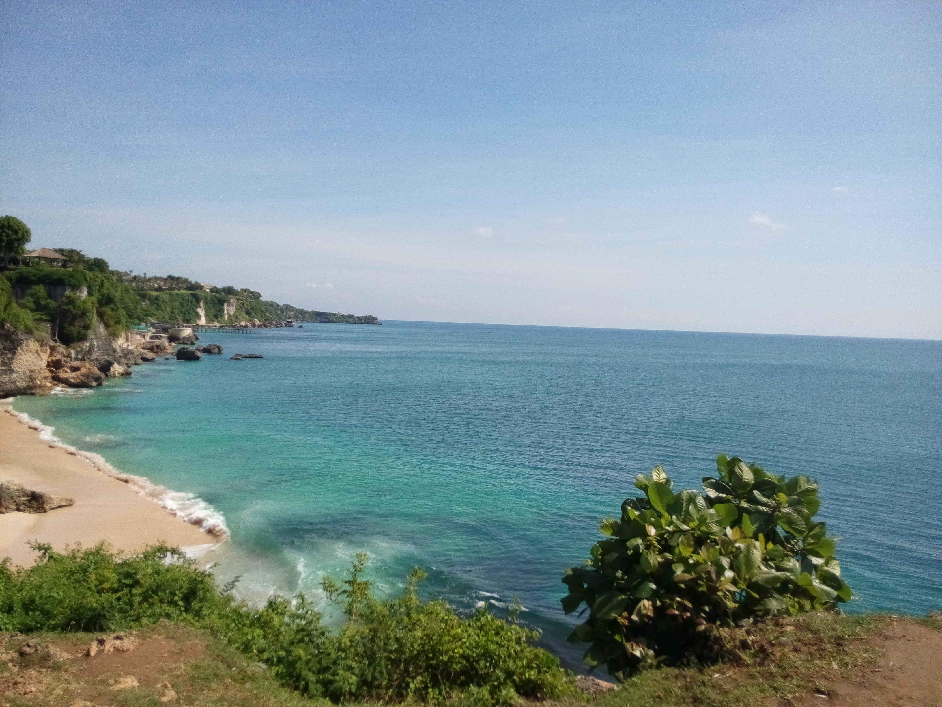 Pantai Padang-padang - Wikipedia bahasa Indonesia, ensiklopedia bebas