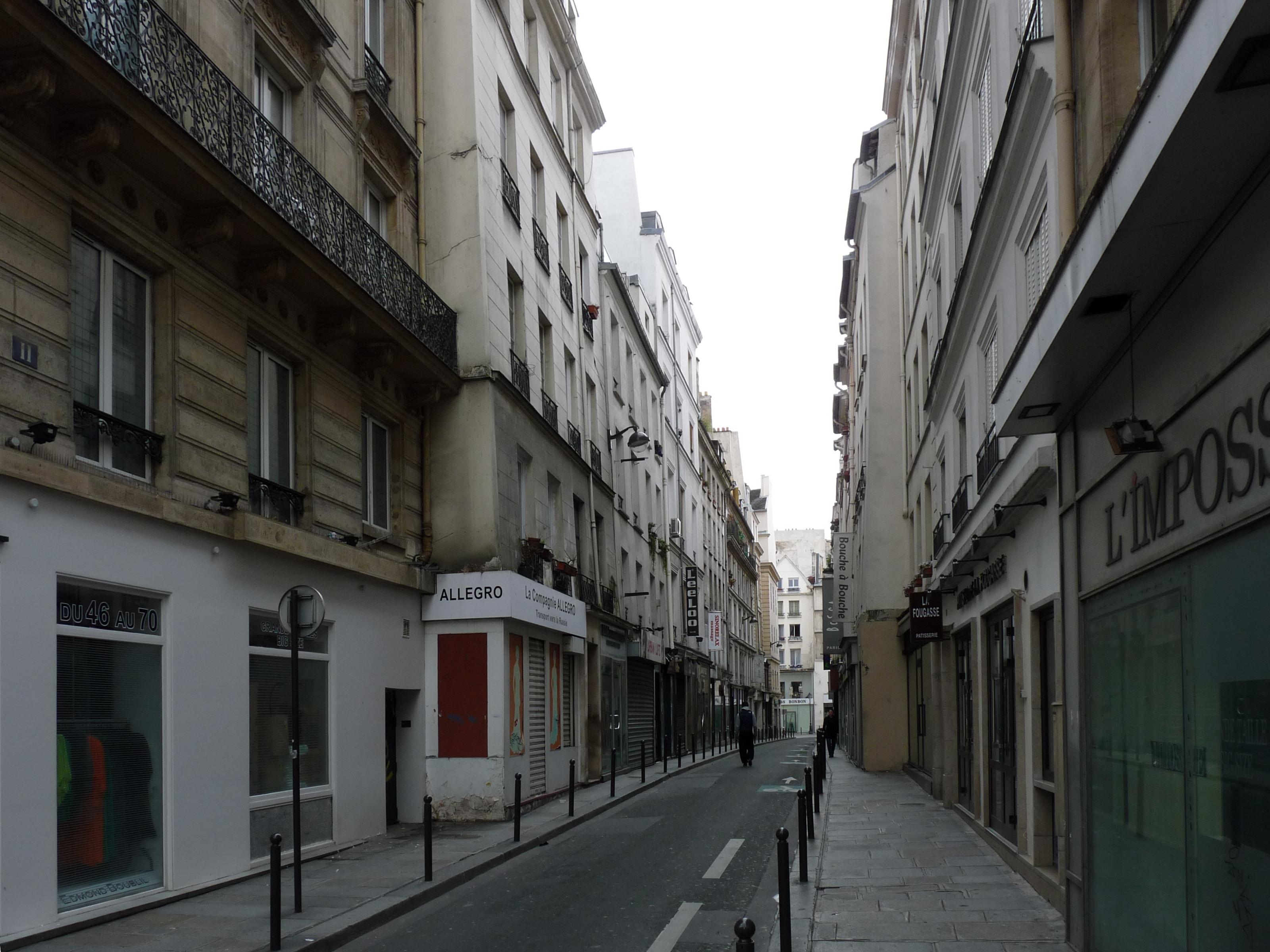 Rue De La Bo Ef Bf Bdtie Restaurant