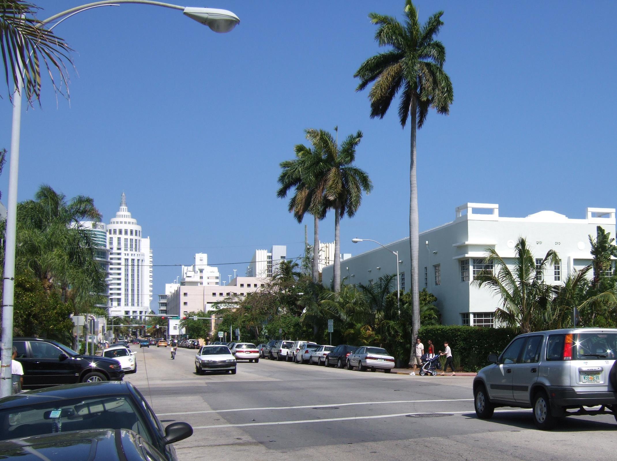Th Street A Miami Beach Fl