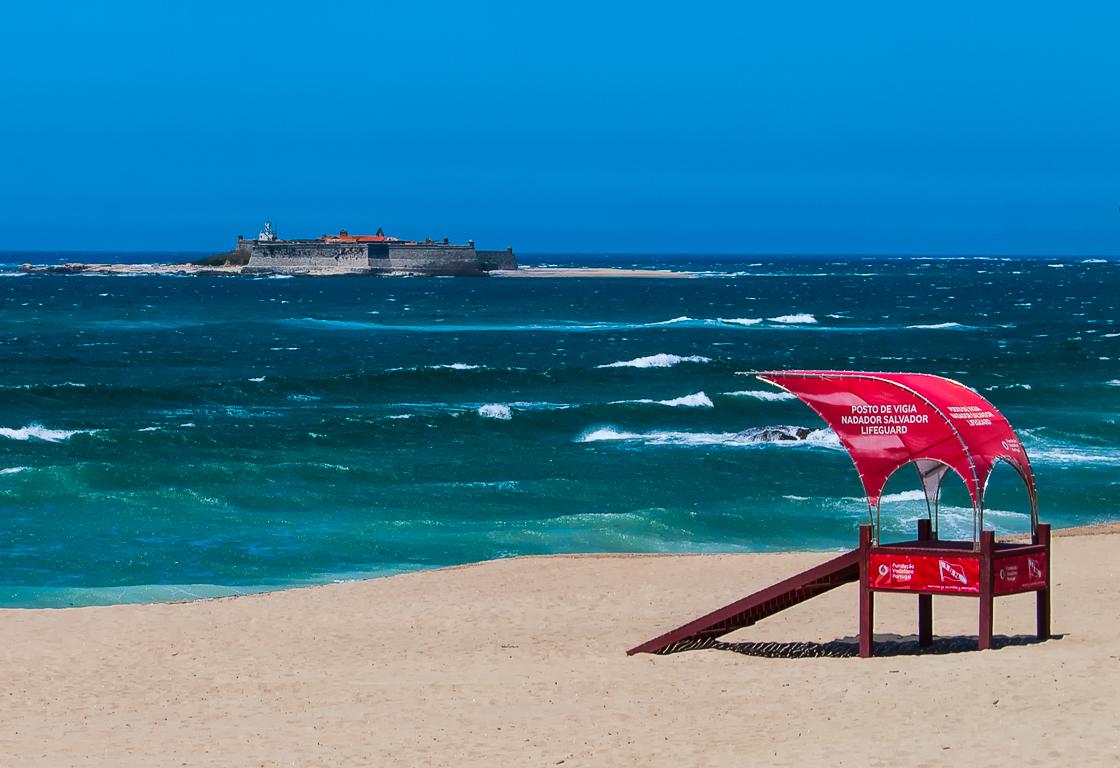 Praia de Moledo Caminha - Praias de Portugal