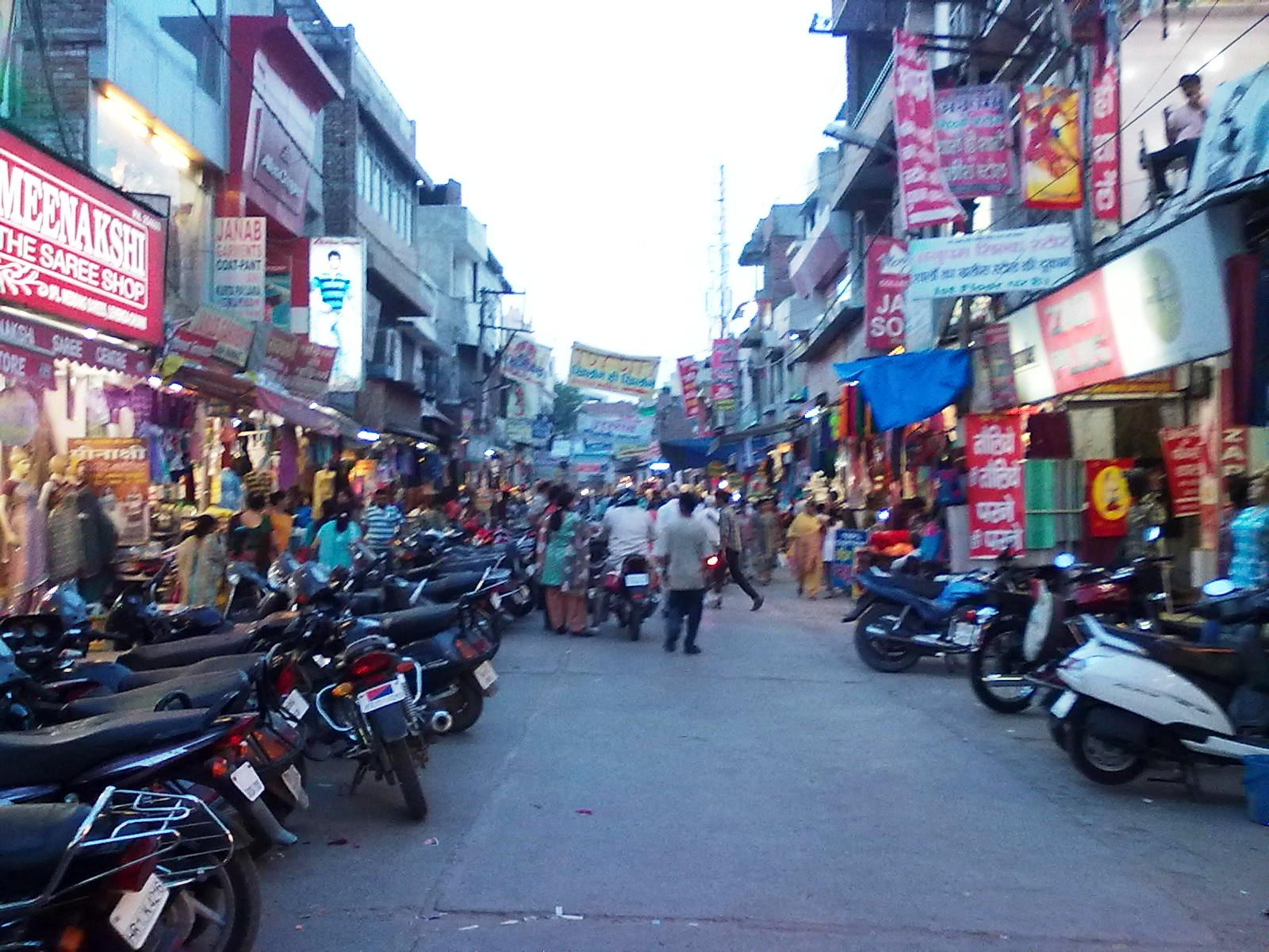 Rohtak India  City new picture : Quilla road rohtak Wikimedia Commons