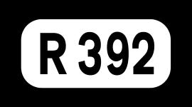 R392 road (Ireland)