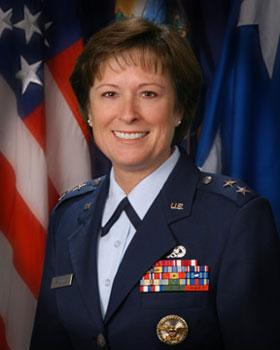 Image result for Major General Martha T. Rainville