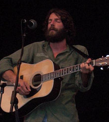 LaMontagne at Prospect Park, July 12, 2006