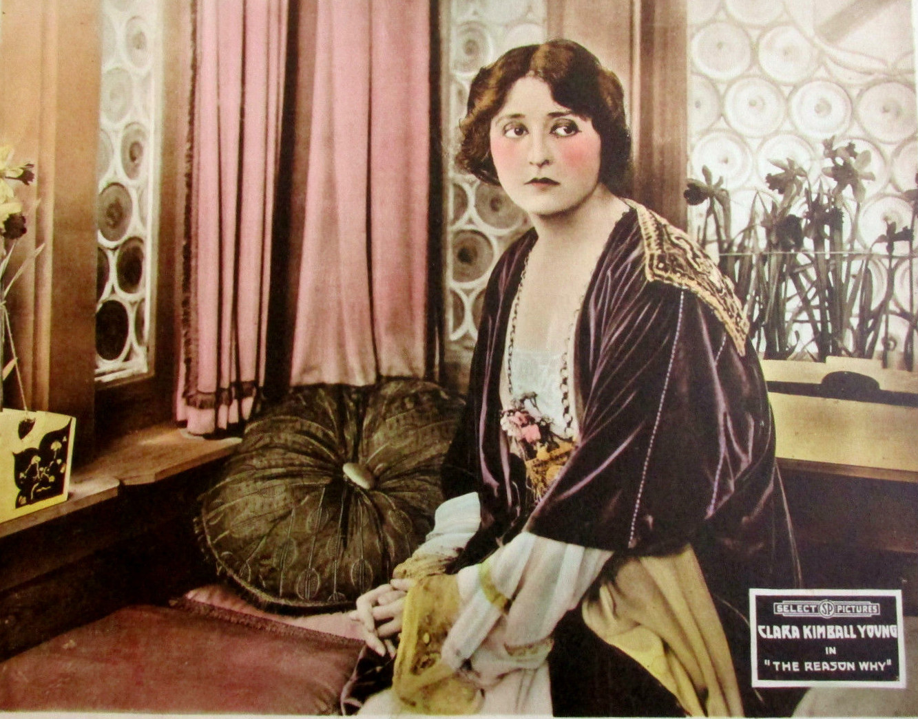 Reason Why lobby card