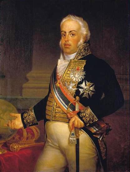 Veja o que saiu no Migalhas sobre João VI de Portugal