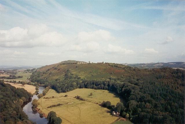 River Wye from Symonds Yat rock - geograph.org.uk - 1080807