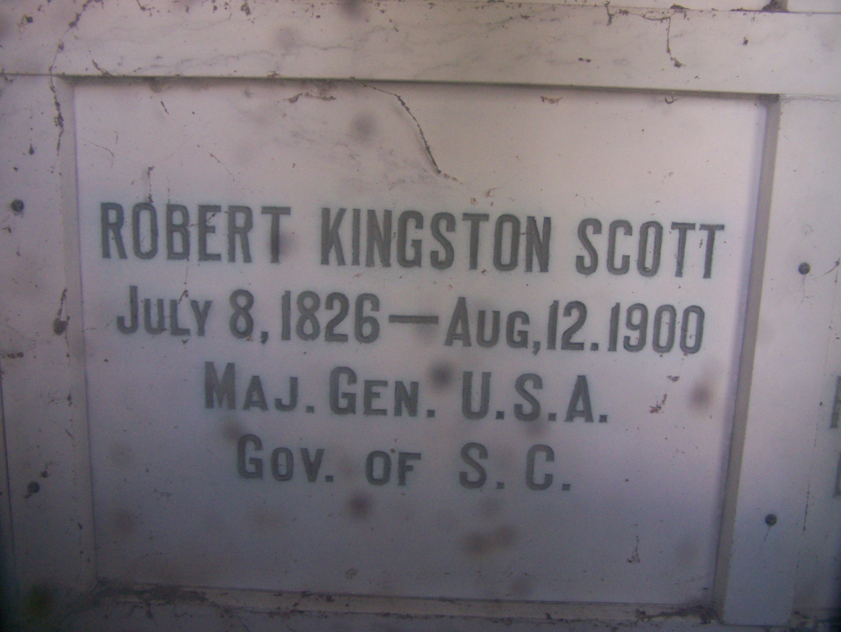Robert Kingston Scott