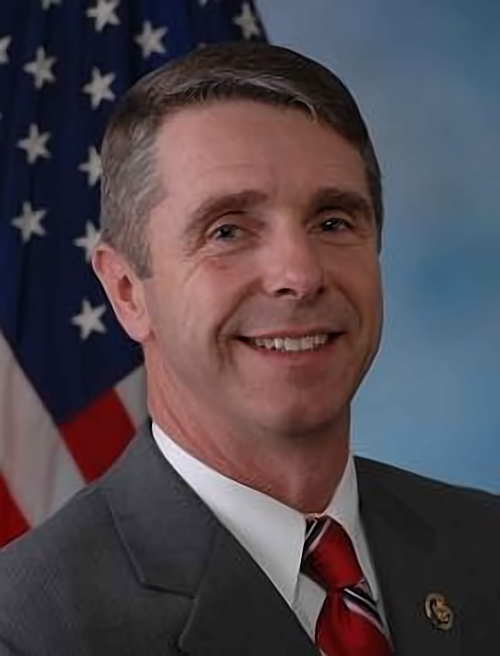English: Congressional portrait of Congressman...