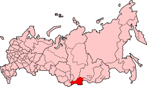 Rusya Federasyonu Tuva
