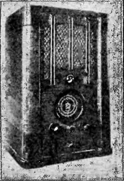Файл:SVD-M receiver 1937 jpg — Википедия