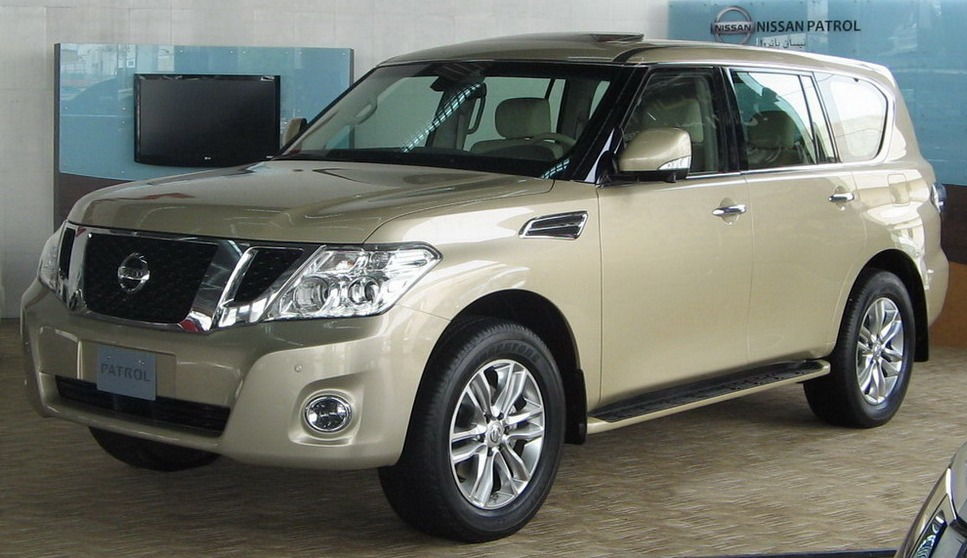 Nissan Patrol Super Safari 2014