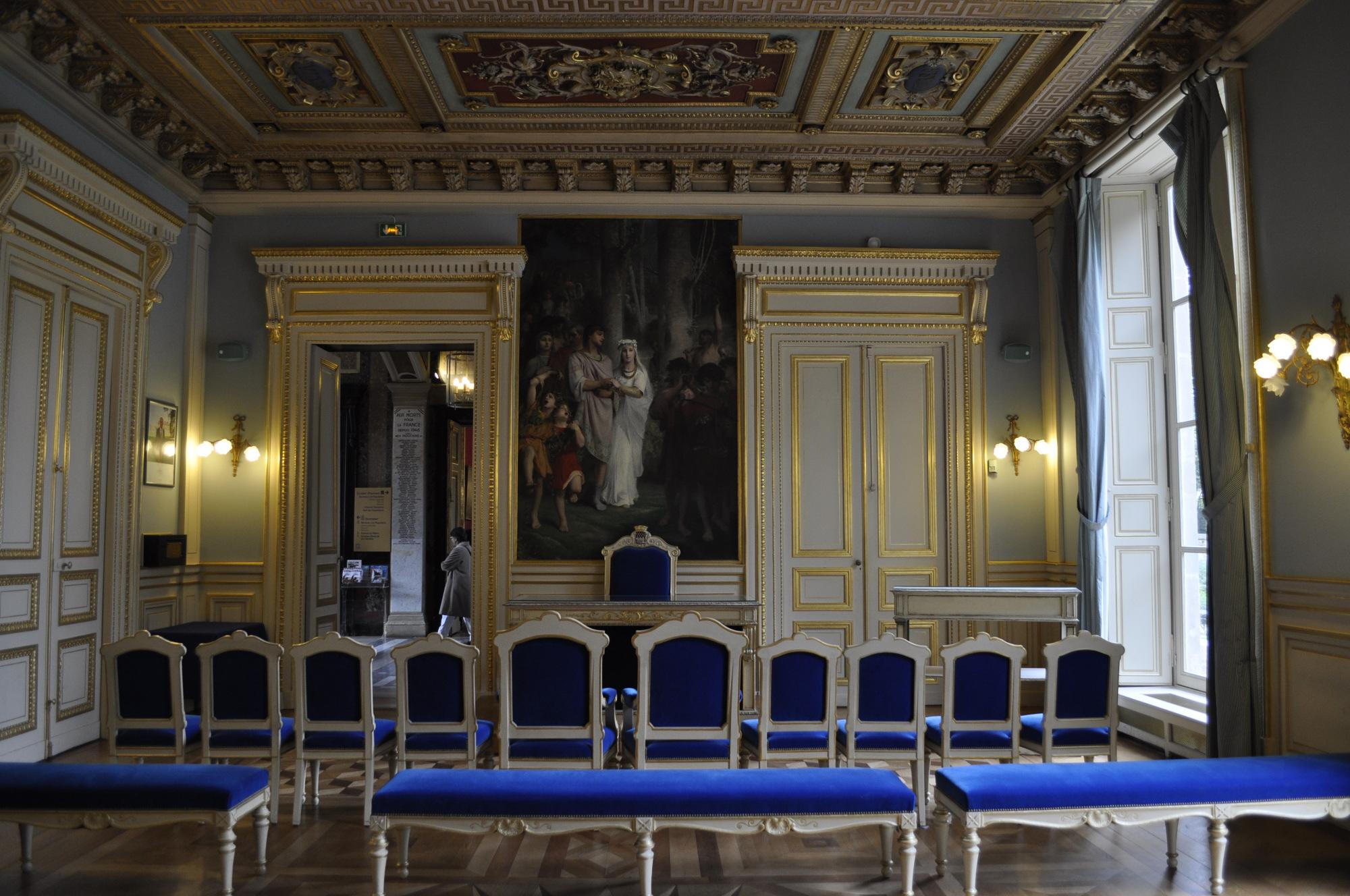 File Salle Des Mariages Hotel De Villars Paris 7e France Jpg