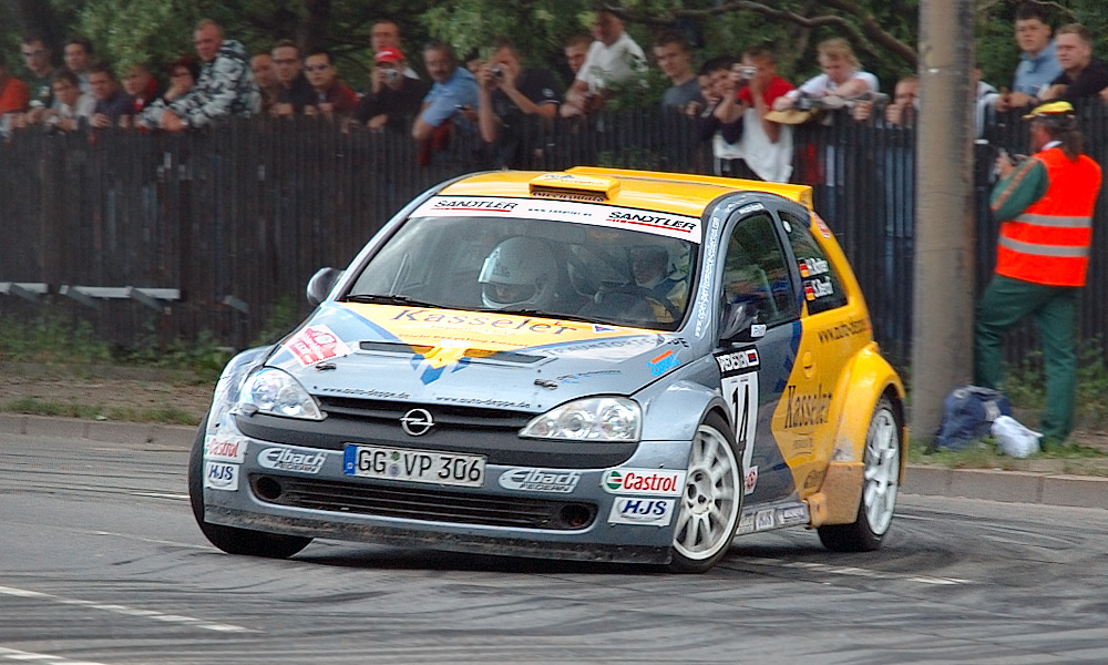 Rally Car Racing >> File:Saxony rally racing Opel Corsa Super 1600 14 (aka).jpg - Wikimedia Commons