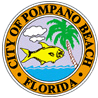 Official seal of Pompano Beach, Florida