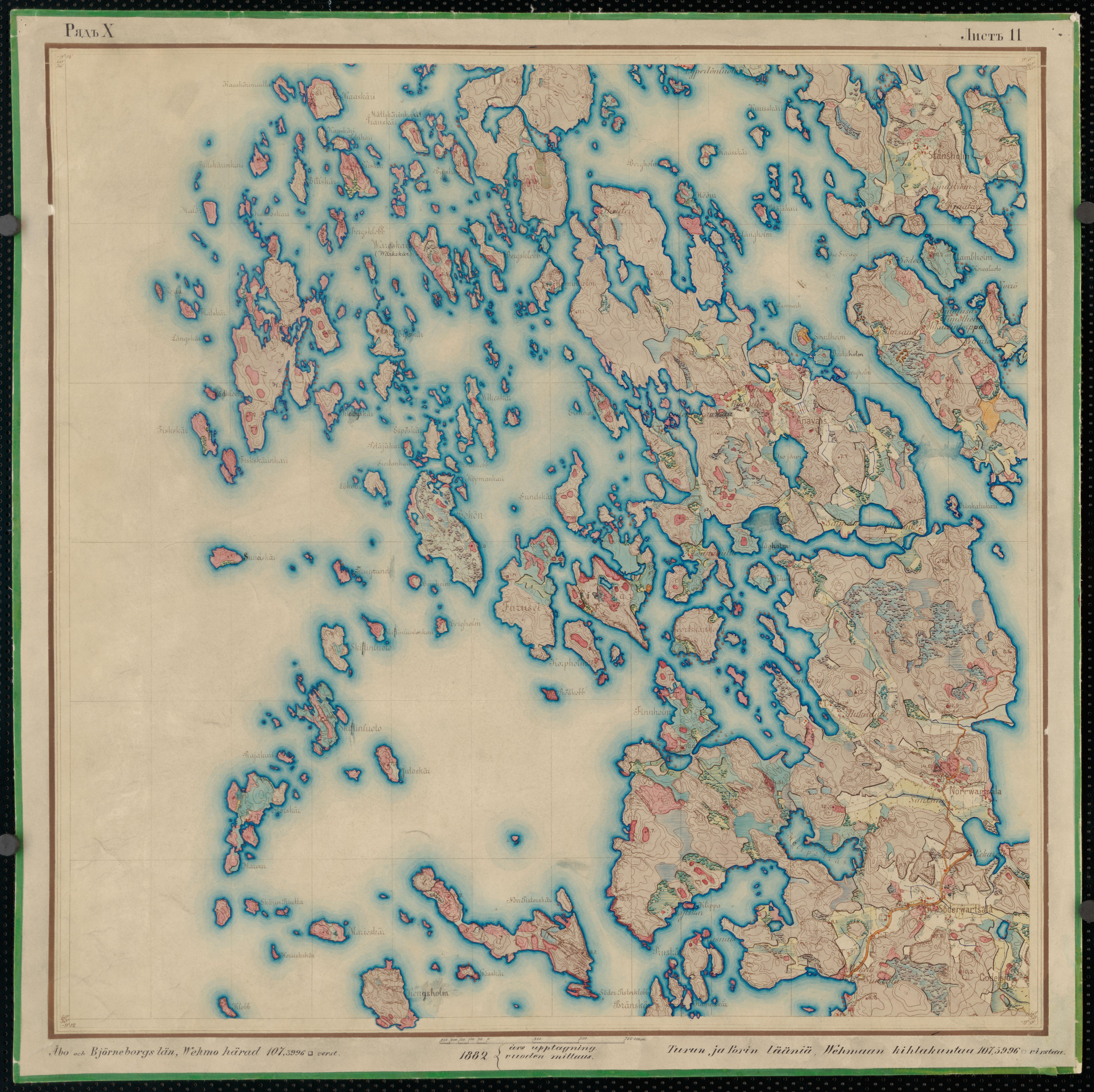 File Senate Atlas 1870 1907 Sheet X 11 Kustavi Jpg Wikimedia