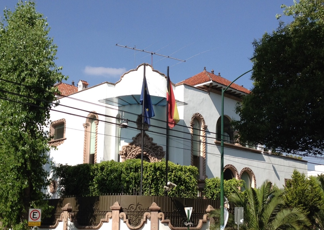 Mexico russian consulate
