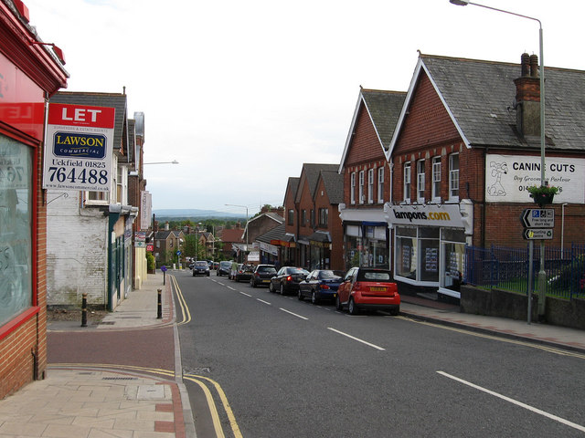Station Road - geograph.org.uk - 1322770