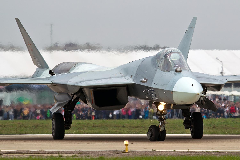 Sukhoi Su-57 - Wikipedia