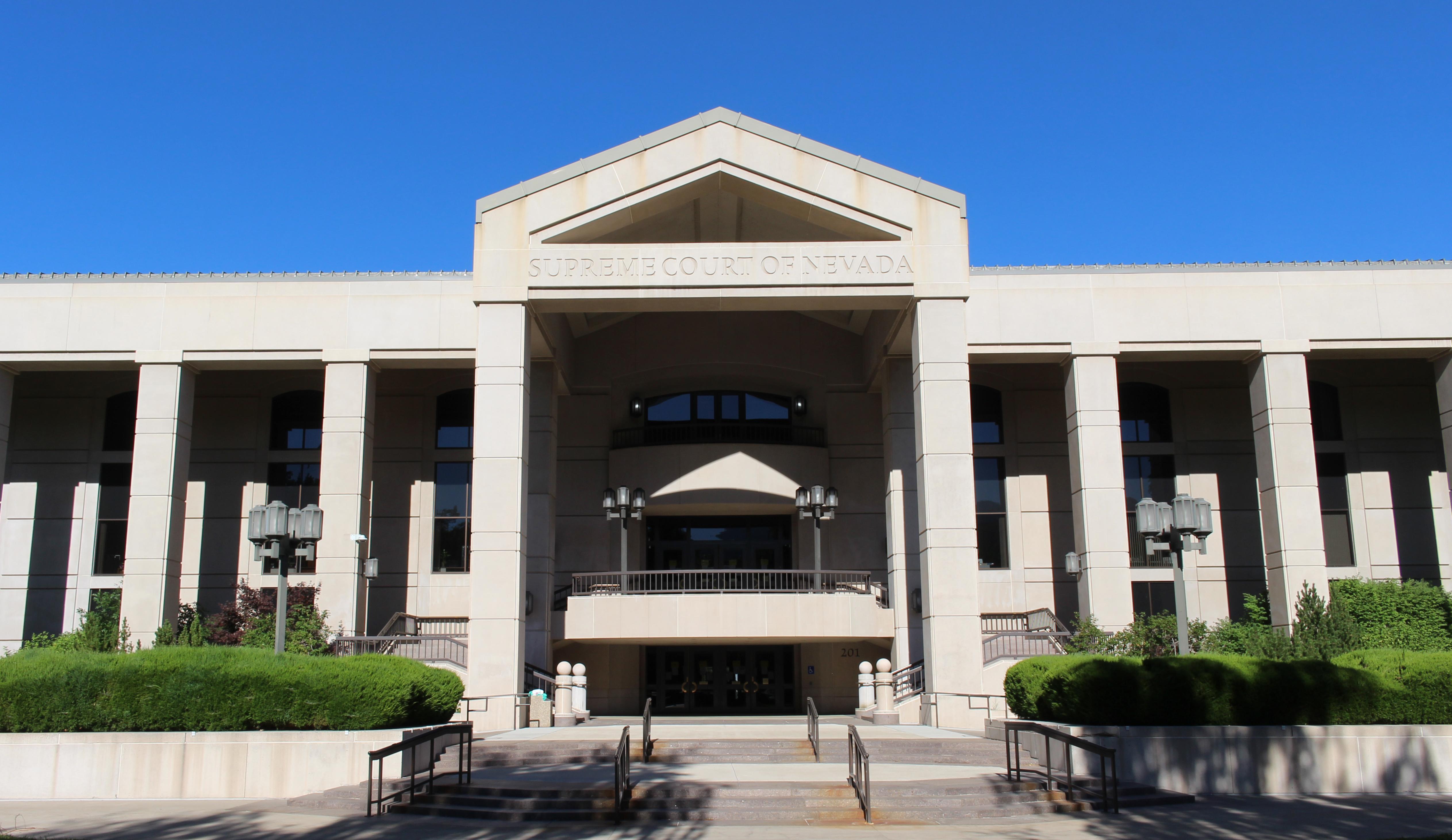 Supreme Court Of Nevada Wikipedia