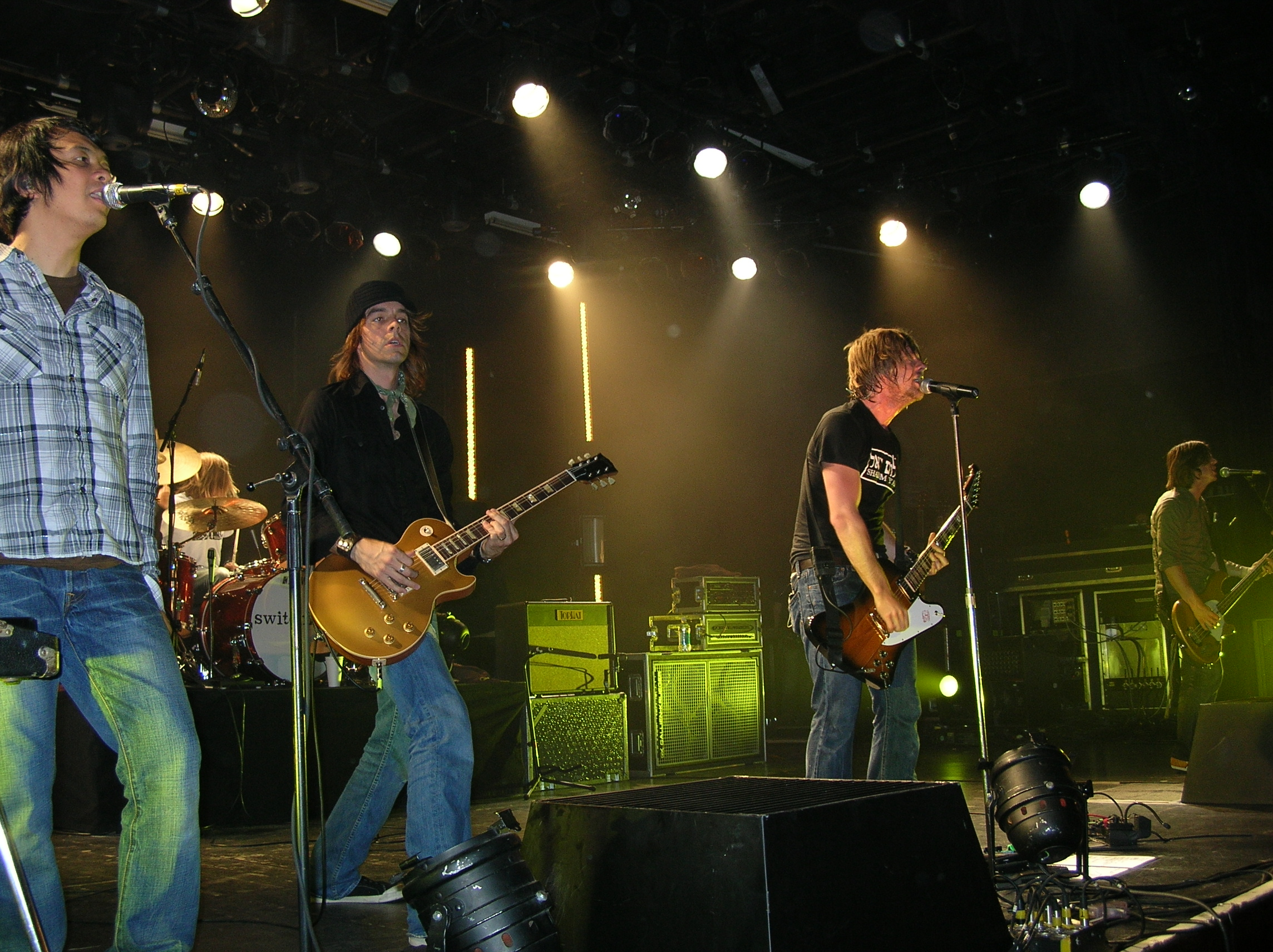 Switchfoot discography - Wikipedia