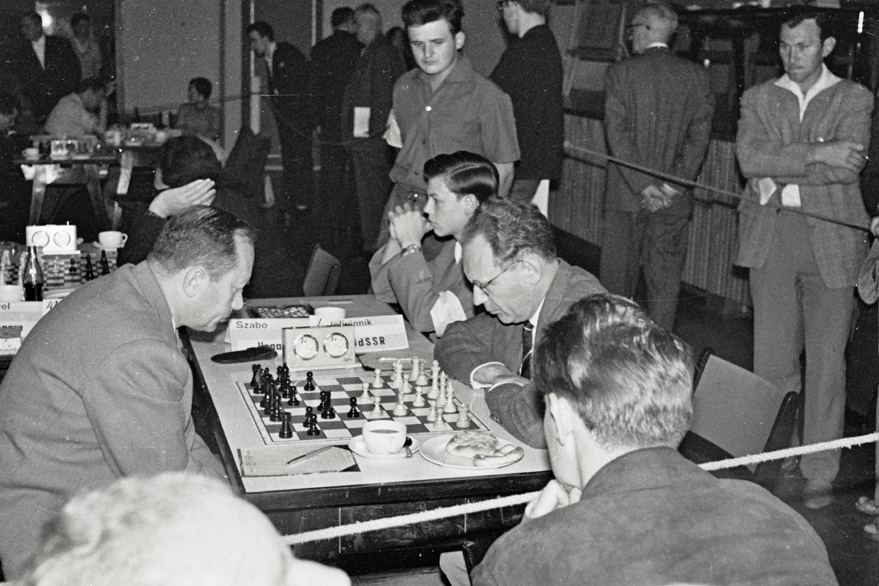 About Mikhail Botvinnik Chess Player Coach Engineer Checkmate Diagram A Is Called Quotat