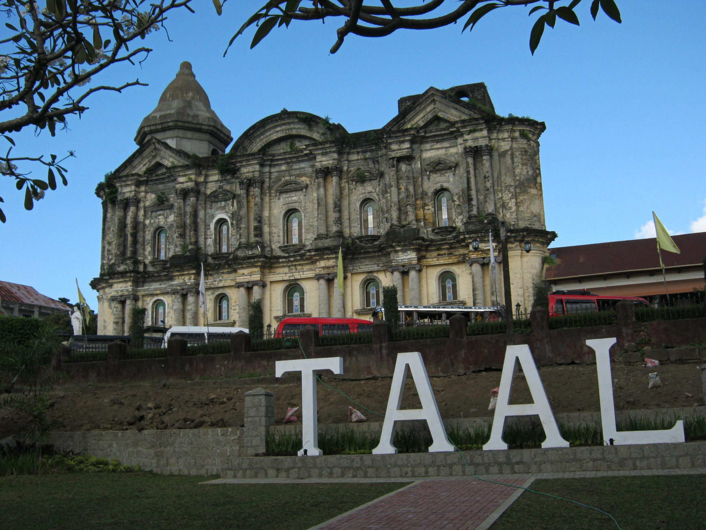 About: Taal, Batangas Felipe Garcia