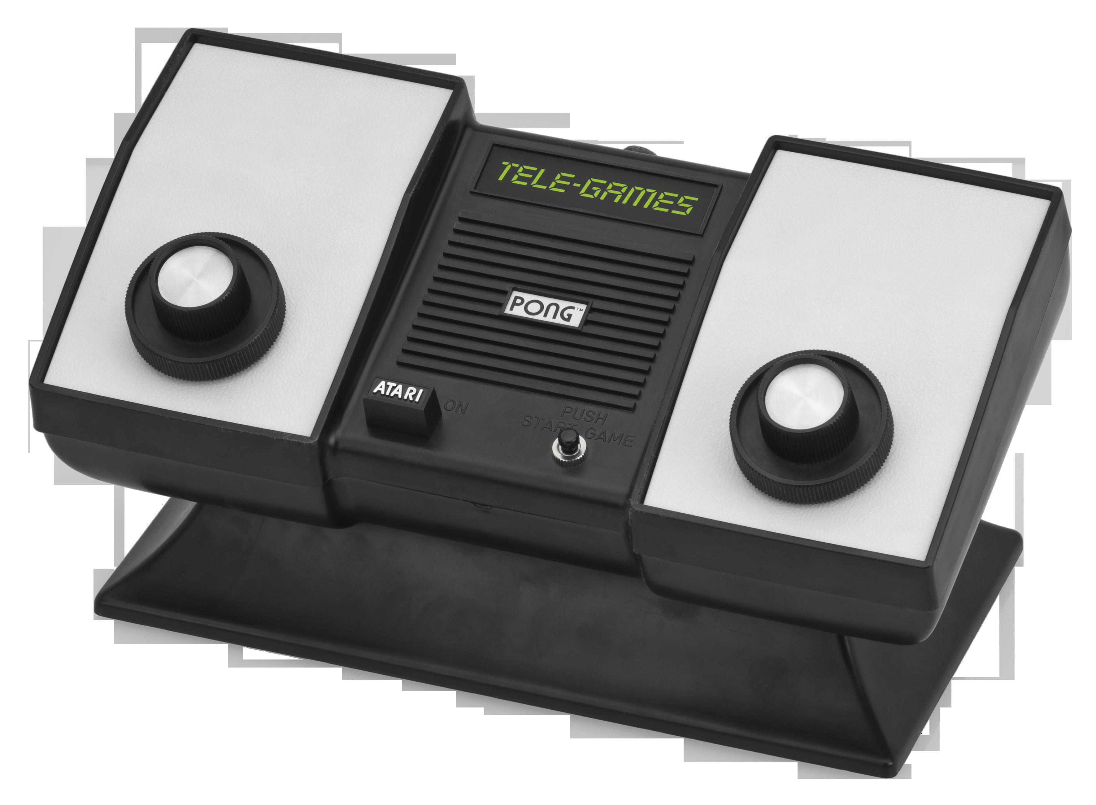 Atari Pong Machine
