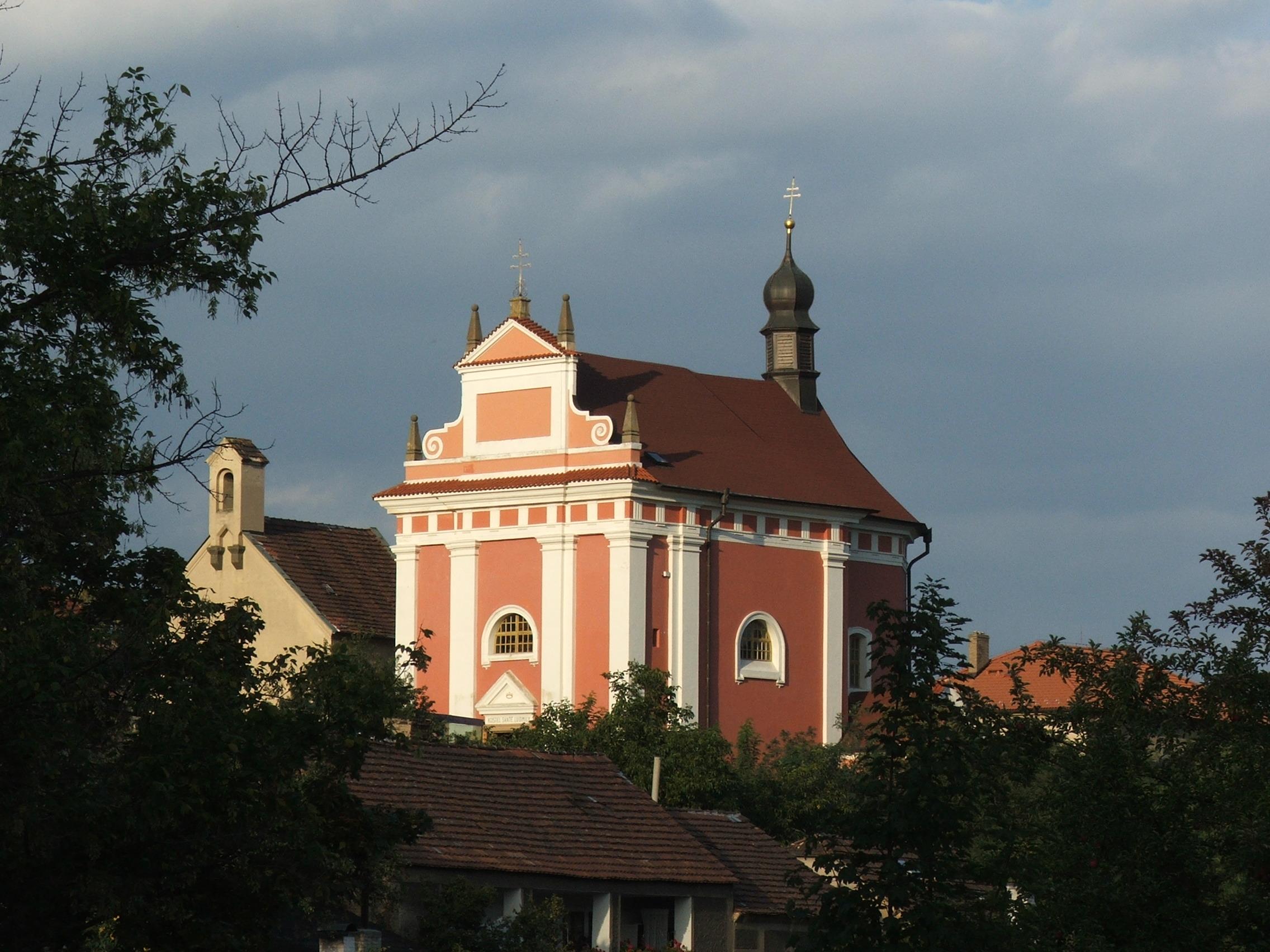 Výsledek obrázku pro tetín kostel
