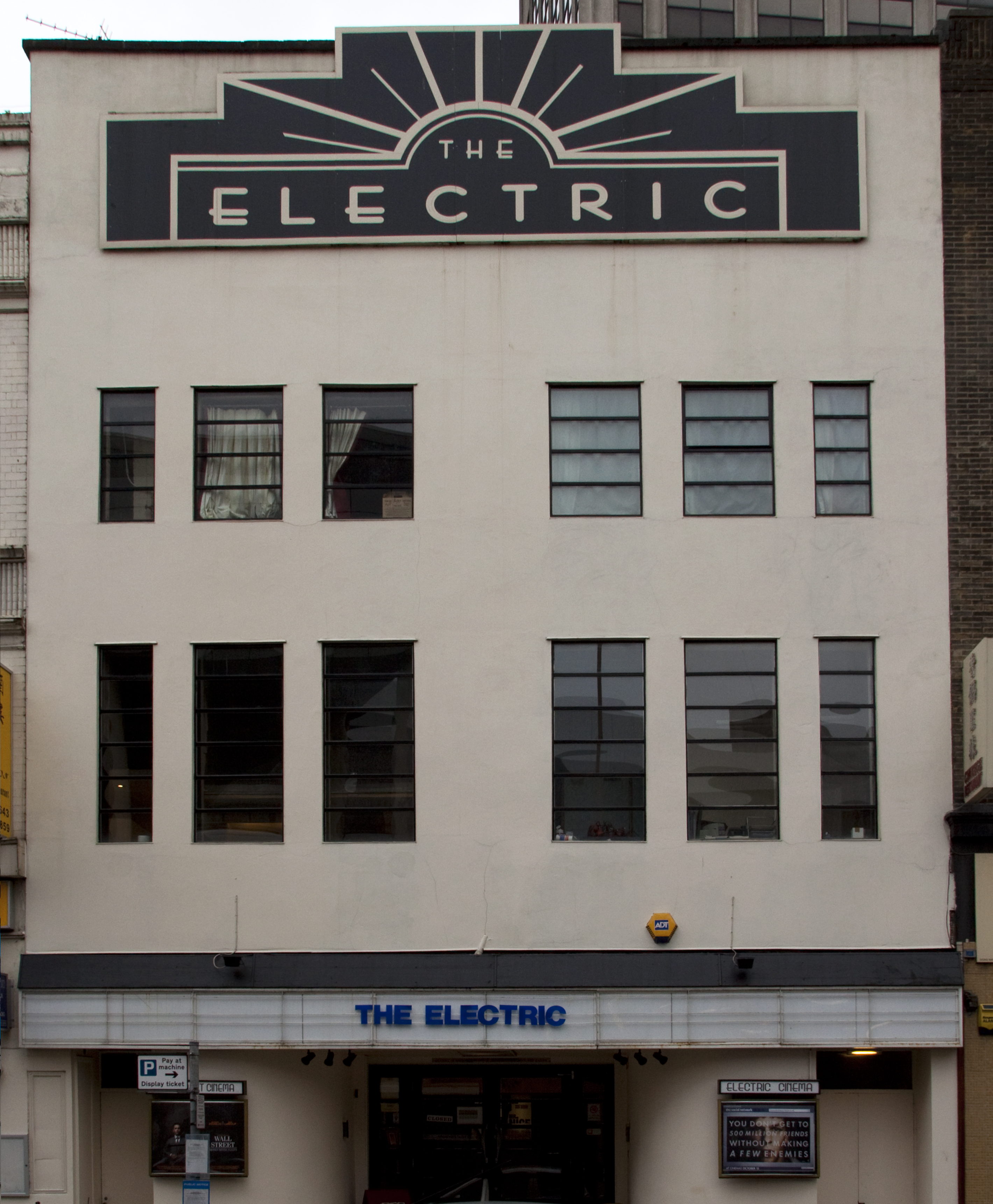 Electric Cinema, The - Cut Down