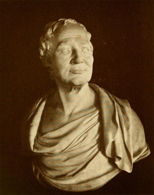 Bust of Thomas Prior by [[John van Nost the younger