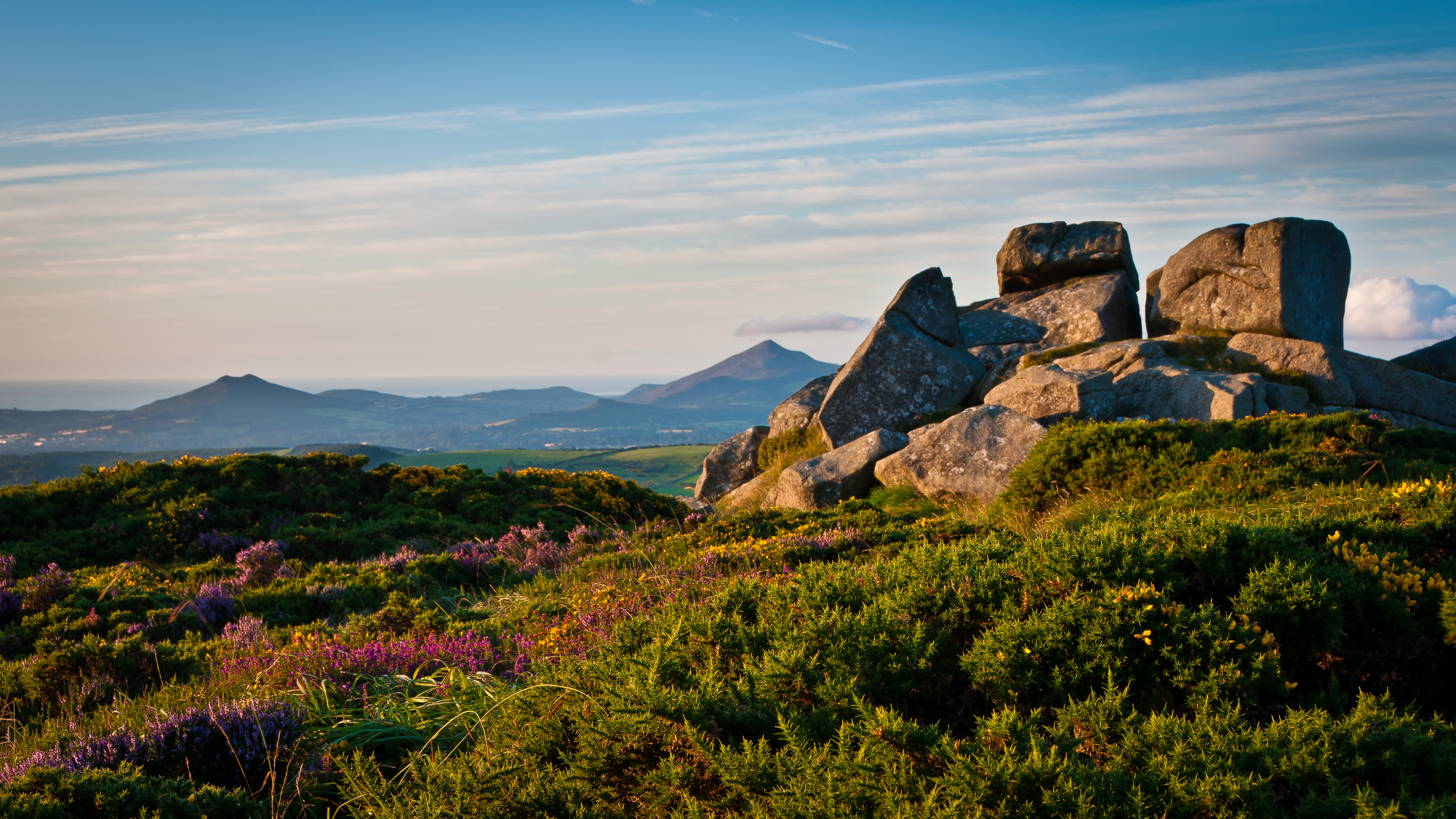 Mourne mountains magic hill