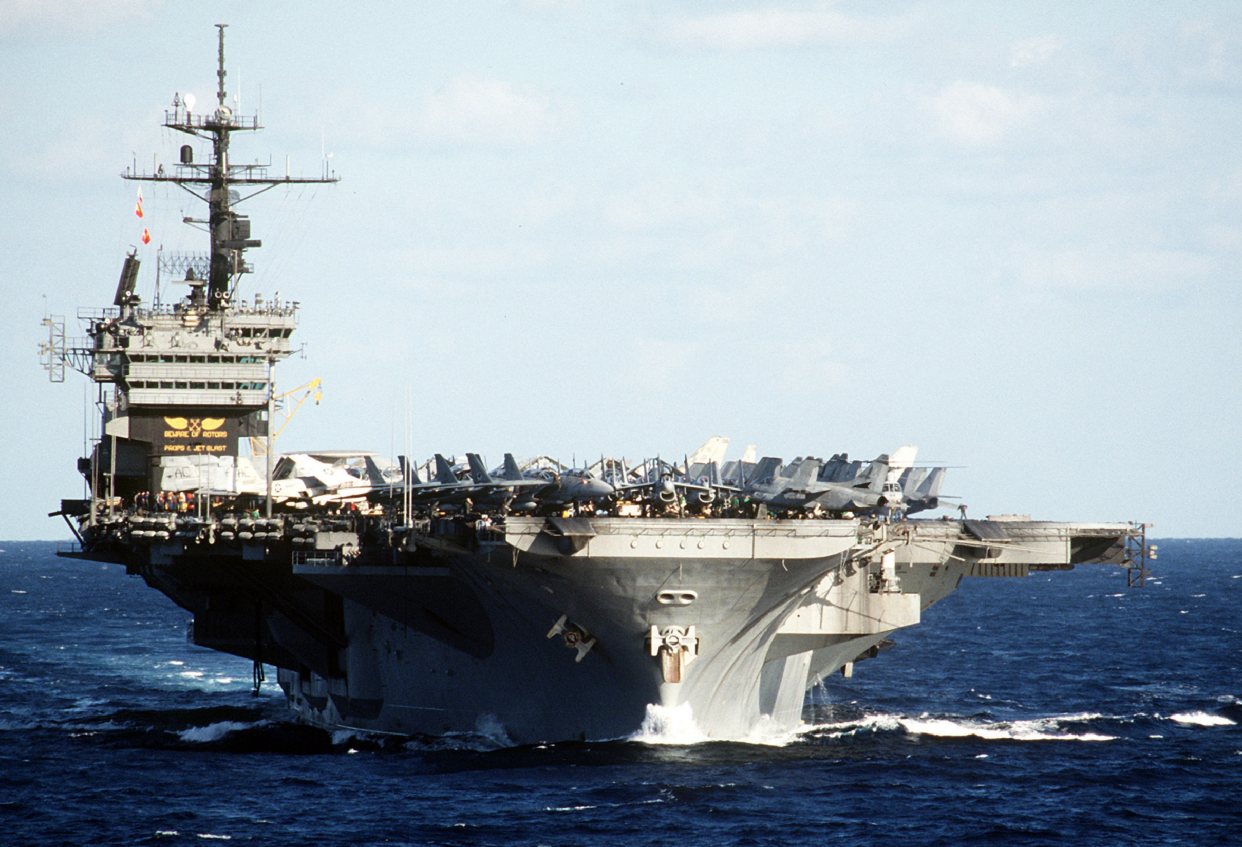 USS John F. Kennedy (CV-67)