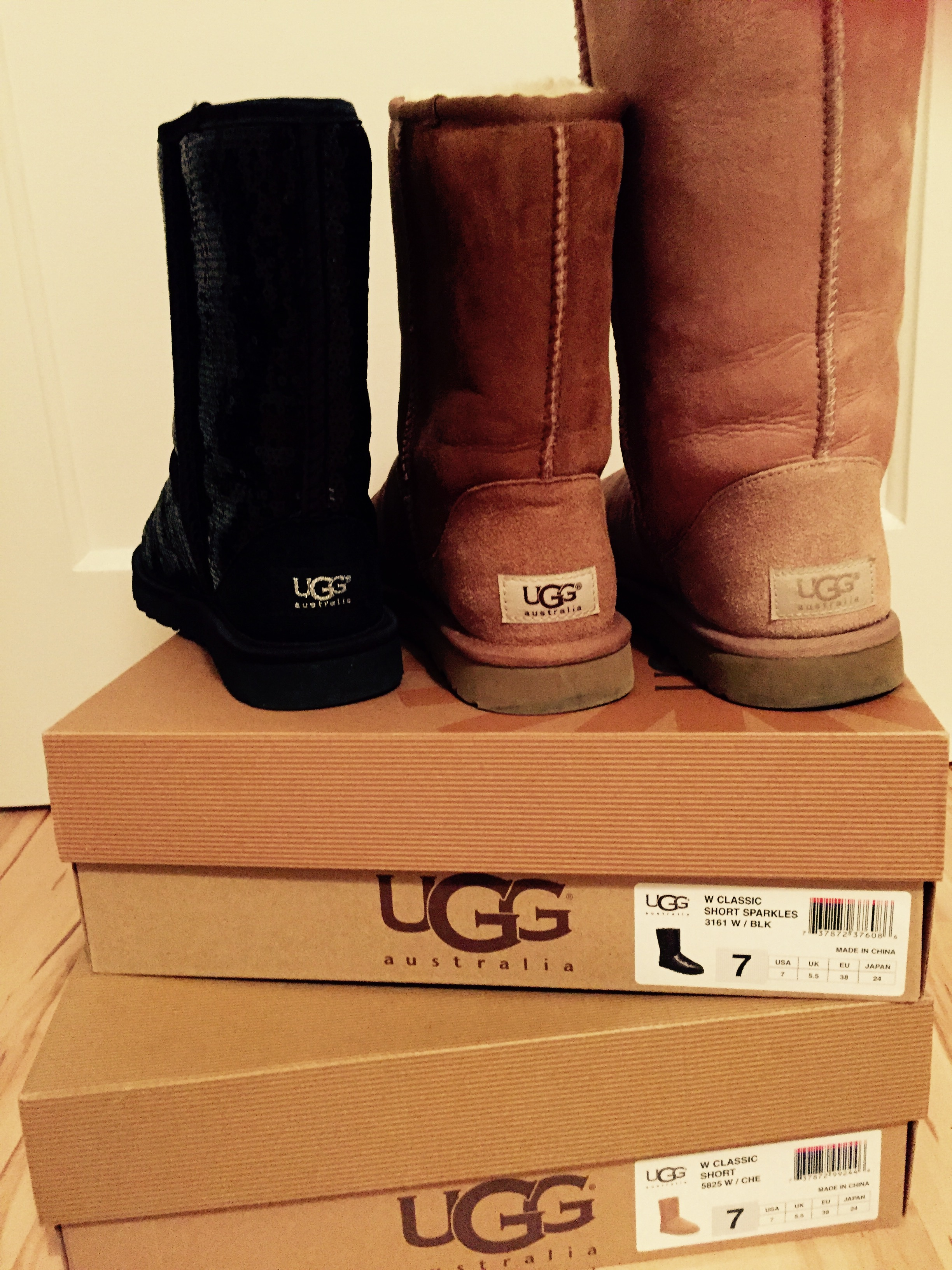 ugg boots wiki