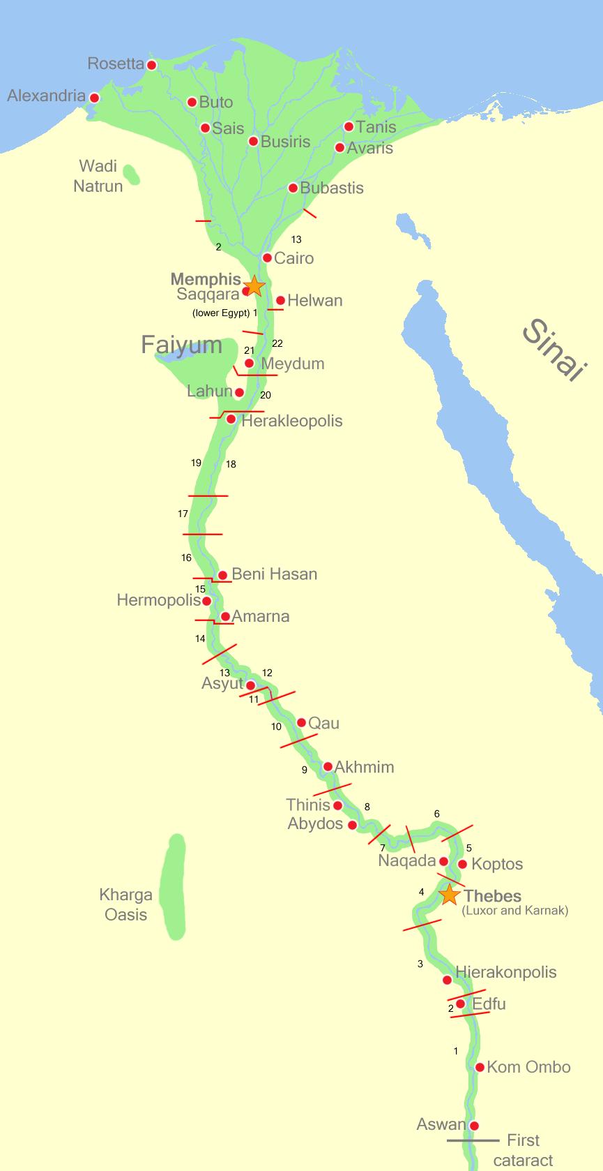 Upper Egypt
