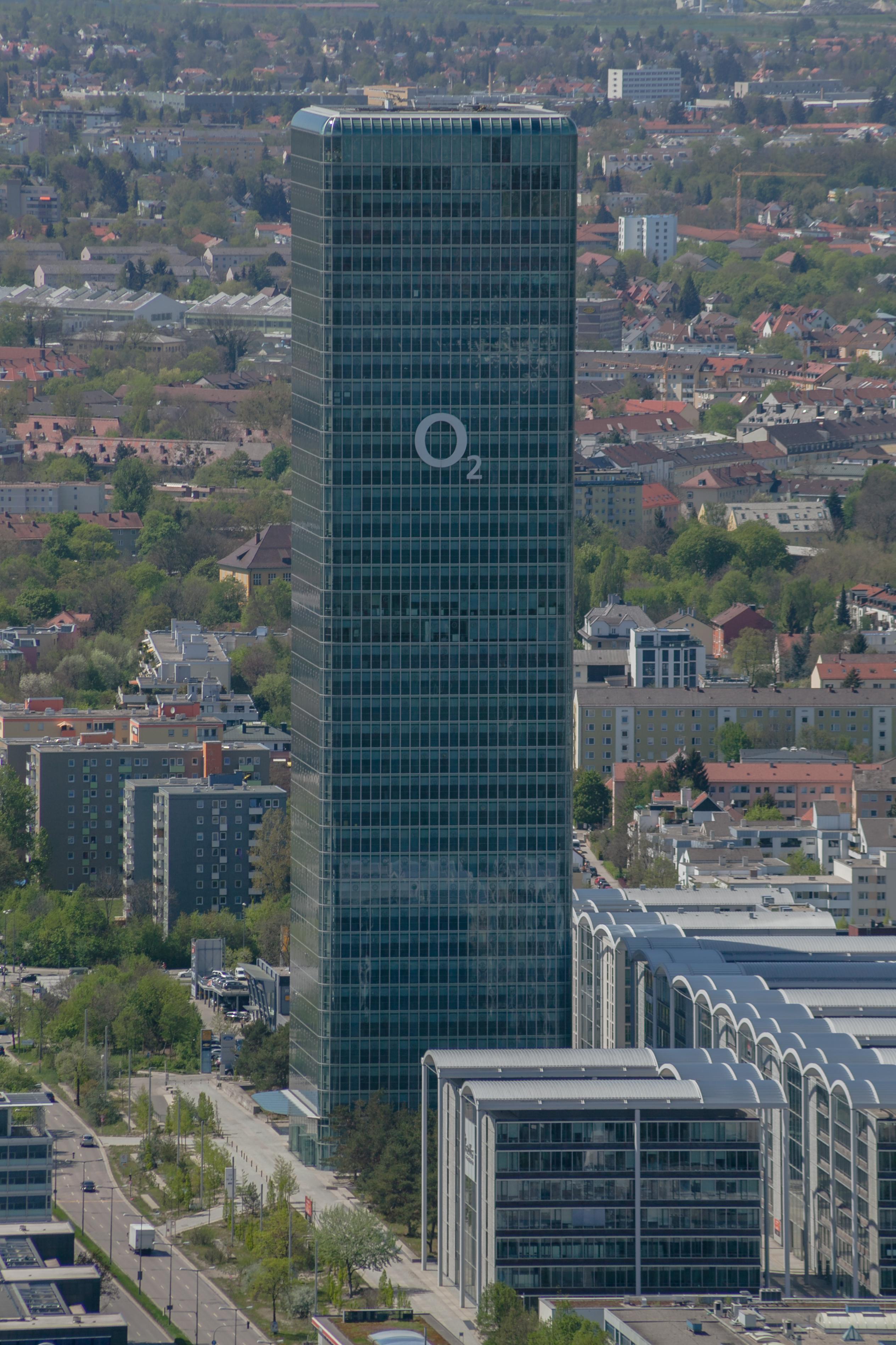 München hochhaus