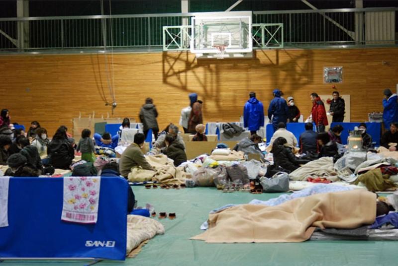 VOA Herman - 2011-03-16 Fukushima Evacuees 03