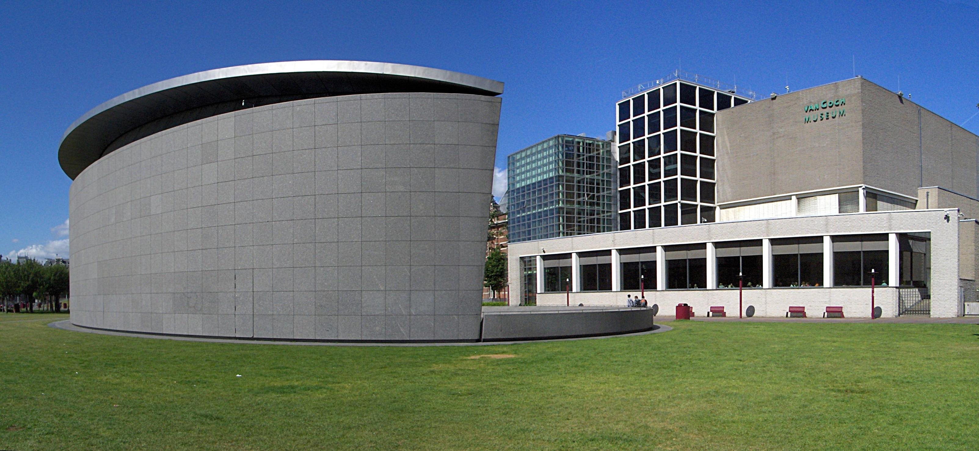 Van gogh museum for Amsterdam museum