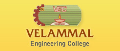Velammal engineering college crest.jpg