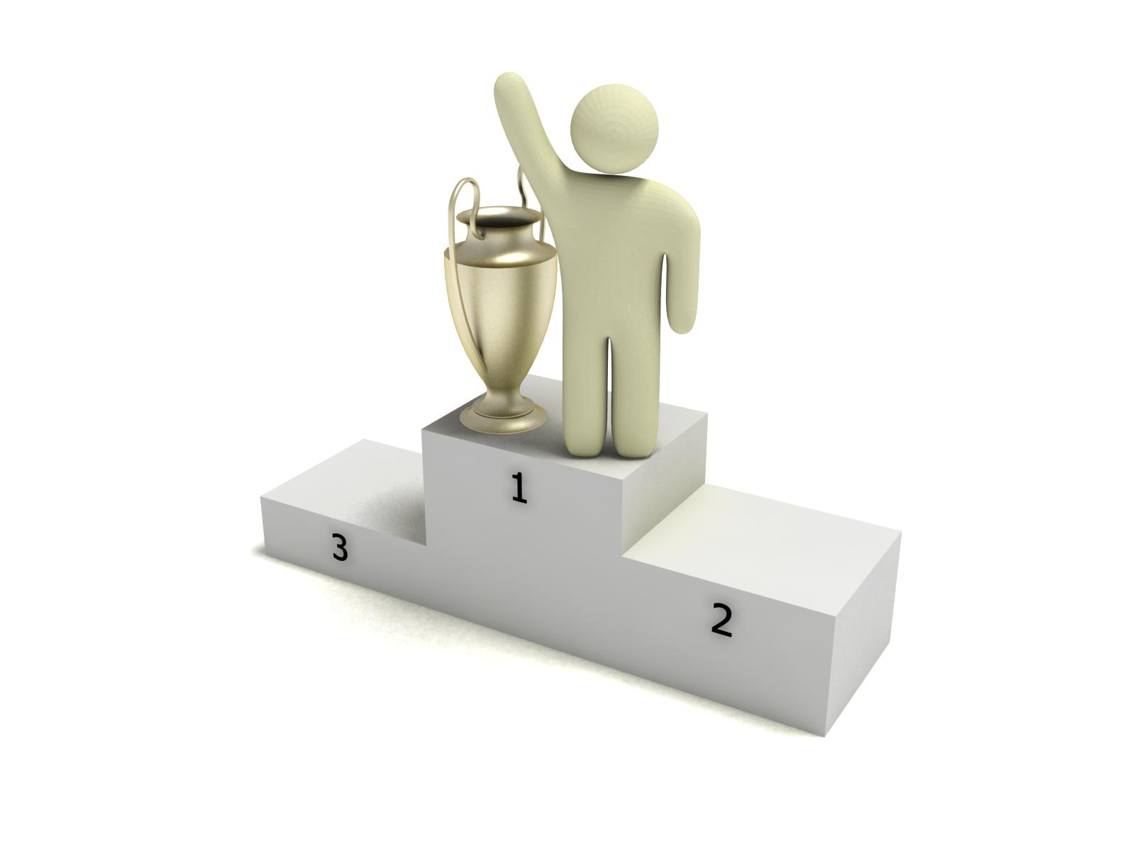 Victory podium - Concurso de Minis Sobre Imagen......