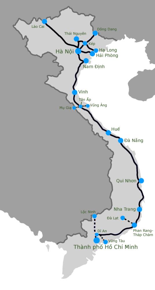 Gia Lam Train Company